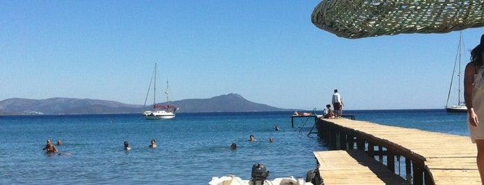 Karaincir Plajı is one of Bodrum - List -.