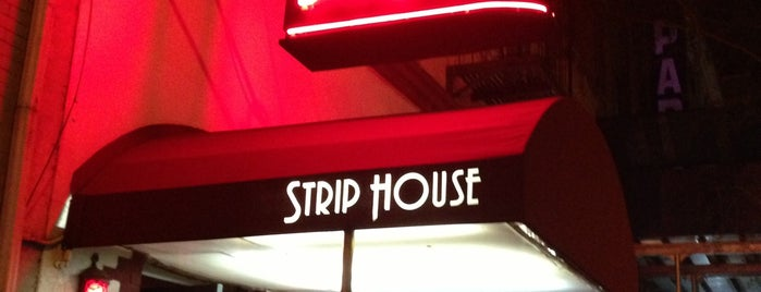 Strip House is one of ønsker.