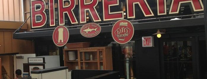 Birreria at Eataly is one of Manhattan Essentials.
