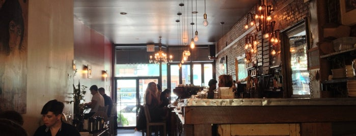 Outpost Café and Bar is one of Crown Heights Coffices.