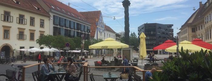 Kirby's is one of Graz.