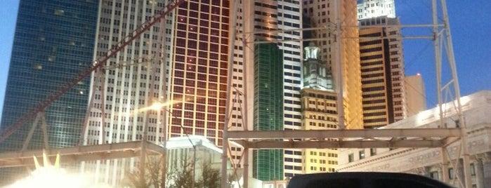 The Las Vegas Strip is one of Vegas Baby!!.