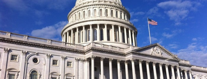 U.S. House of Representatives is one of ♡DC.