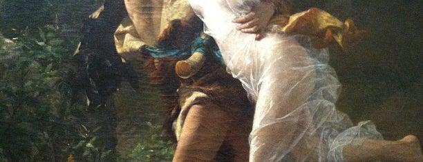 European Paintings @ The Met is one of The 15 Best Art Galleries in New York City.
