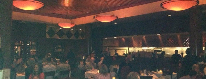 Fleming's Prime Steakhouse & Wine Bar is one of Top 10 restaurants when money is no object.