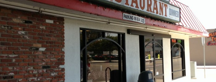 Pinocchio Restaurant & Monte Carlo Italian Deli is one of Oldest Los Angeles Restaurants Part 1.