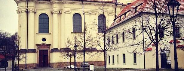 Klášterní šenk is one of Praha.