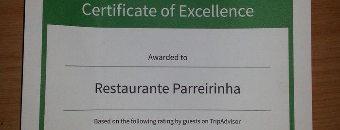 Restaurante Parreirinha is one of Johannesburg.