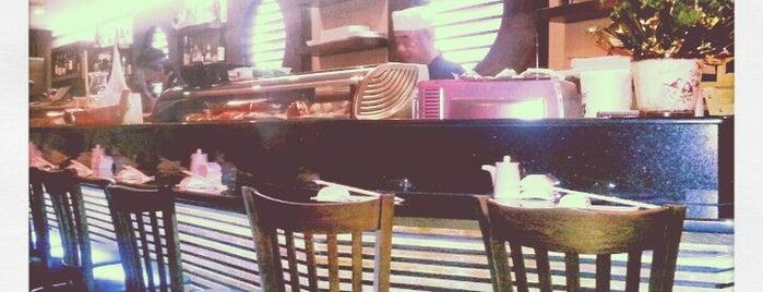 Hikari Sushi & Sake Bar is one of DC Food.