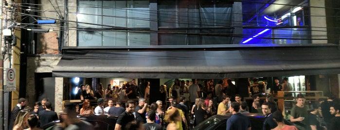 Garagem Rock Clube is one of Quero Ir.