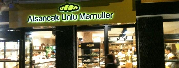 Alsancak Unlu Mamulleri is one of themaraton.