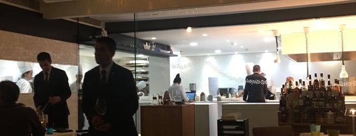 Restaurante Dani García & BiBo is one of Restaurantes.