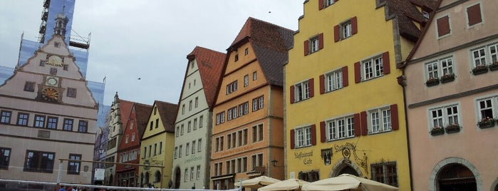 Marktplatz is one of All-time favorites in Germany.