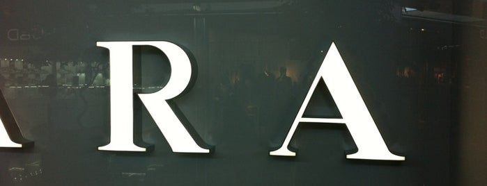 Zara is one of Compras, Ropa, etc..