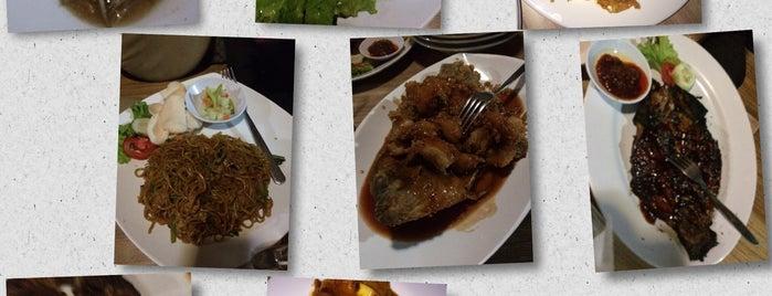 Kebon Kota Tropical Restaurant & Cafe is one of Favorite Food.