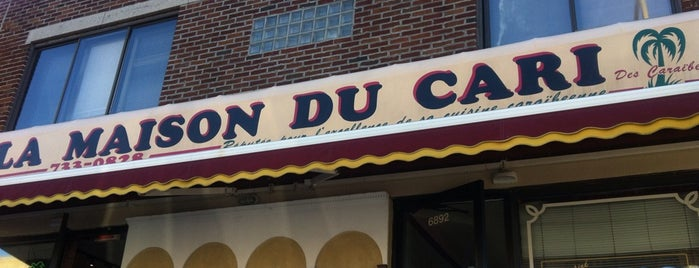Caribbean Curry House is one of The 15 Best Places for Roti in Montreal.