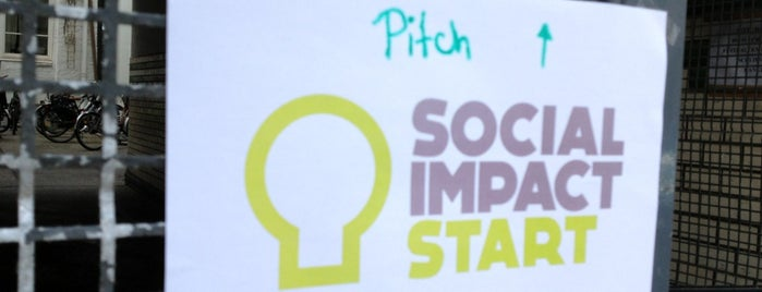 Social Impact Lab is one of Cool Business Locations.
