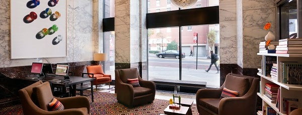 Dumont NYC, an Affinia Hotel is one of Hotels - US.