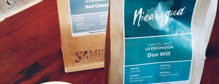 Sample Coffee is one of Sydney Café.