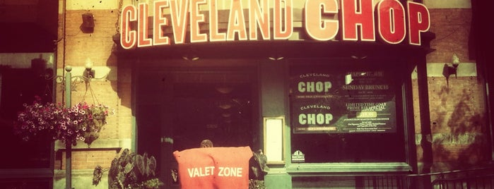 Cleveland Chop is one of The 15 Best Places with a Happy Hour in Cleveland.