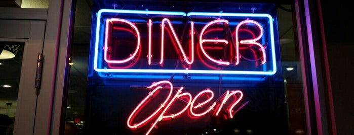 Florham Park Diner is one of Diners I want to go.