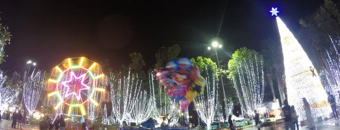 สวนสาธารณะห้าแยกหอนาฬิกา Clock Tower Park is one of ลำพูน, ลำปาง, แพร่, น่าน, อุตรดิตถ์.