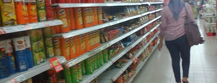 Carrefour is one of i've been visited.