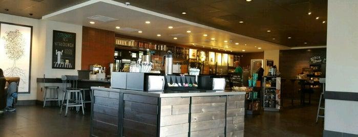 Starbucks is one of Starbucks Drive Thru.