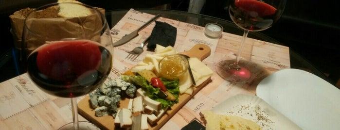 "Enoteca & Wine Bar ""Da Otto"" is one of Milan."
