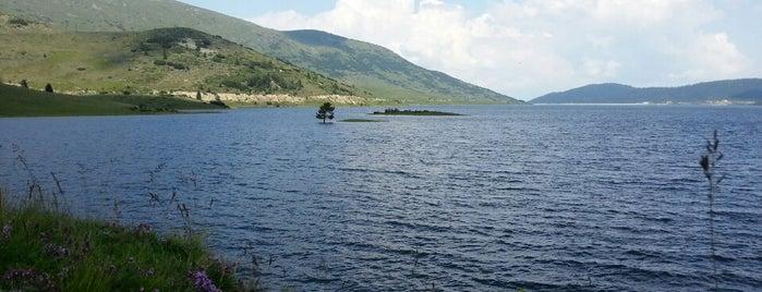 Язовир Белмекен (Belmeken Dam) is one of Bulgaria.