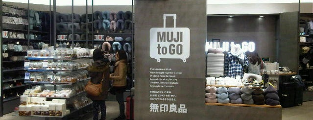 MUJI to GO is one of Chiba 千葉.