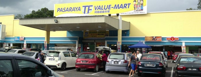 TF VALUE MART-BENTONG 2 is one of Local Services.