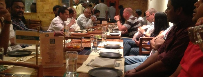 Barbeque Nation is one of TODO - Bangalore.