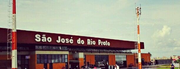 Aeroporto de São José do Rio Preto / Prof. Eribelto Manoel Reino (SJP) is one of Aeroportos.