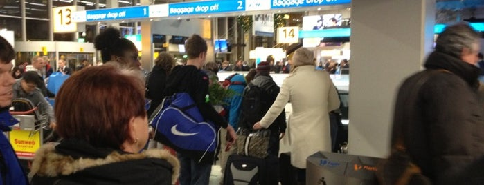 KLM Check-in is one of Travel.