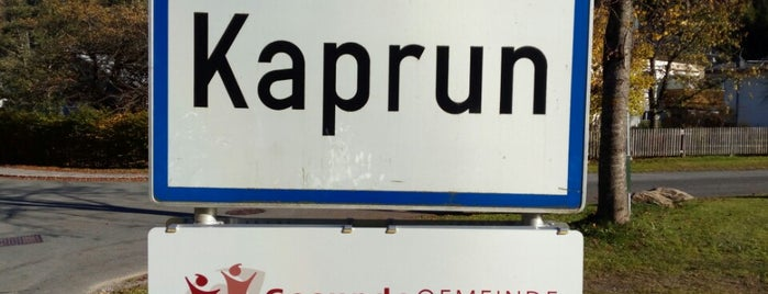 Kaprun is one of Бывал.