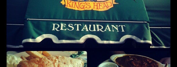 Ye Olde King's Head is one of Layover: LAX/KLAX.