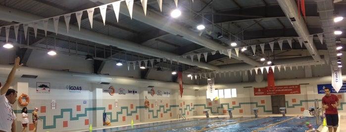 Beyoğlu Yüzme Havuzu is one of Spor Mekanları.