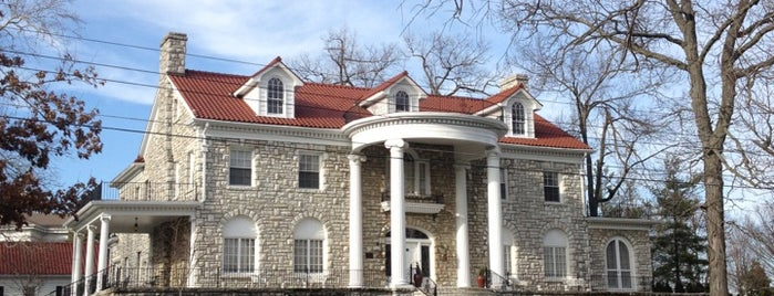 Beaumont Inn is one of Best Places to Check out in United States Pt 2.