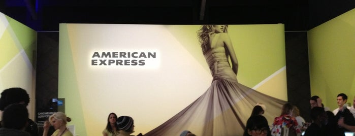 American Express Cardmember-Only Show is one of NY Fashion Weeks 7-14 Feb 2013 (inactive).