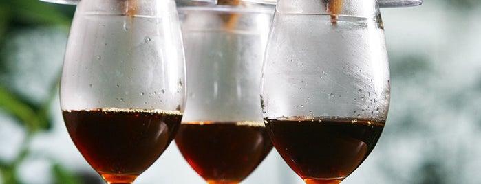 Coffee Lab is one of Comidinhas — vencedores do Comer & Beber 2013/14.