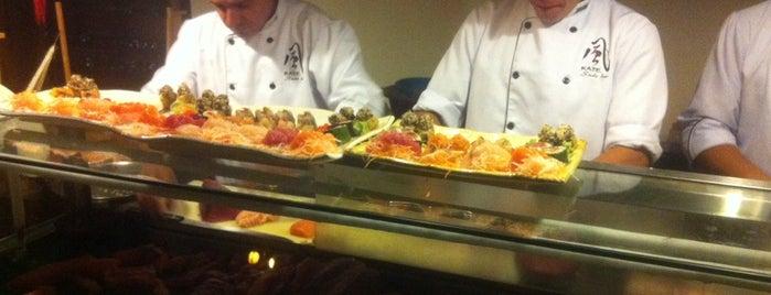 Kaze Sushi Bar is one of Lugares que recomendo em Jeri , tipo : top.