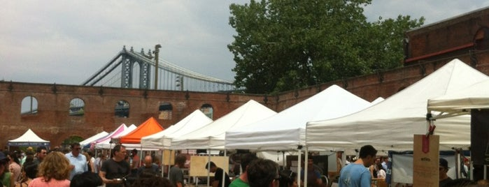 Smorgasburg is one of BK.