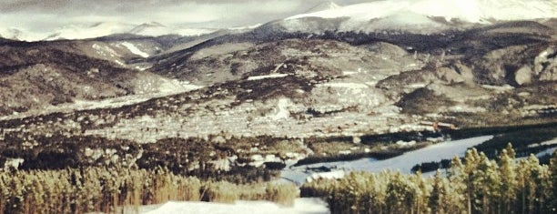 Breckenridge Ski Resort is one of MOUNTAINS.
