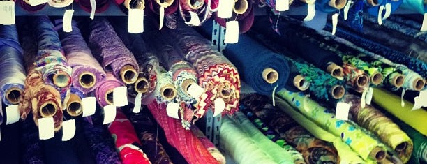 Denver Fabrics is one of Fav places.