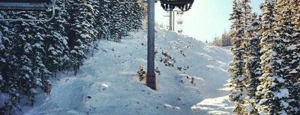 Peak 8 Breckenridge is one of Top picks for Ski Areas.