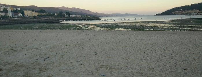 Playa De Cee is one of Les chemins de Compostelle.