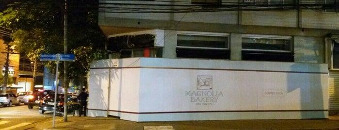 Magnolia Bakery is one of Café da Manhã.