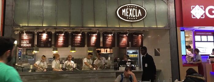 Mexcla is one of Onde almoçar na Paulista.