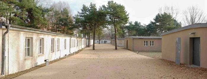 Dokumentationszentrum NS-Zwangsarbeit is one of Berlin for free.